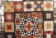 Primitive & country quilts