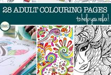 Color me crazy! / Coloring books, etc