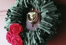 wreaths / by Kiera Chambers