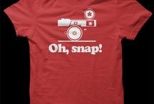 t-shirts / by Julie Tharp