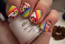nails / by Sharon Ellis