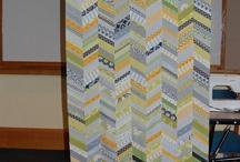 Modern quilts / Quilts with a modern twist