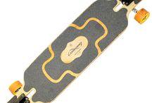 skate and longboard
