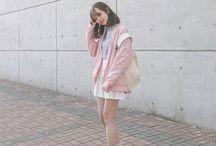 Korean girl/boy ulzzang