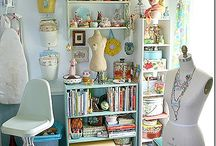 Craft Room / by Julie Rousculp
