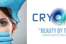 """CryoLift """"cool lift gun"""" Facial Treatment / Unique to BeauSynergy is the CryoLift Facial incorporating the Cool Lift Gun. Rejuvenating and renewing the skin for a cleaner , brighter, fresher, plumper, hydrated skin tone, look and feel."""