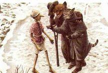 PINOCCHIO, LA FAVOLA INIZIATICA / Pinocchio - Illustrazioni di Roberto Innocenti