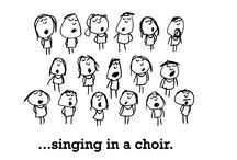 Choir/Singing related Quotes