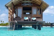 Beach Living / Beautiful places to dream about