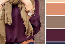 skema warna pakaian