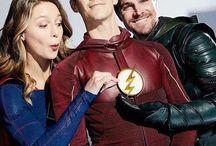 Meus super heróis favoritos ♥️