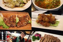 China's cuisine / I'll show you pictures of China's cuisine tasted in China, in Shanghaï, Beijing, and in the province of Shandong : Qingdao, Dezhou. / by La Cuisine de Monica