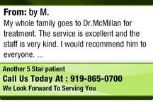 Reviews From Our Patients / Patient reviews and testimonials