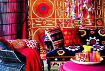 Suzani Textiles / Suzani Textiles - great Home Decor
