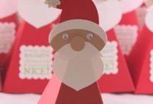 Christmas Treat Boxes / by Stephanie Sheridan