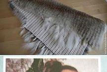меховое вязание