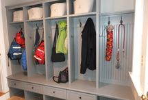 Portsmouth, NH Mud Room / Functional entry spaces bring flow and organization to a home the minute you walk in.