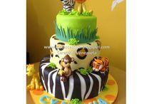 tortas infantiles originales