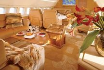 LUXURIOUS PRIVATE JETS, AIRCRAFT, HELICOPTERS & YACHTS