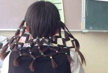 Hoà / Alles rund um Haare und Frisuren - About Hair and Hairdressing and Hairstyling