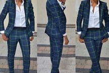 Casual work attire