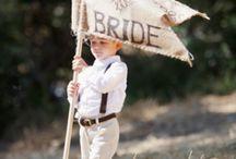 Kids at weddings / Fotos hermosas de los niños que asisten a las bodas
