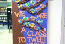 Kindergarten Birds themed ideas / For the Birds! Fun bird themed ideas for your classroom