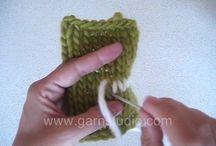 Sticka Knitting