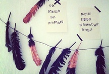 Birds of a Feather / by Ginger Hilgenberg