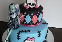 Cake Monstet High