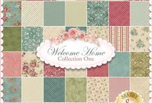 quilt welcome home