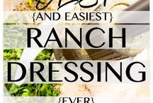 Dressings, Sauces and Sandwich Spreads