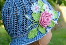 Capellini bimbi crochet
