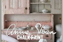 Annie Sloan ideas and colours