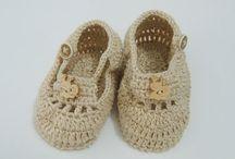 sapatinhos de crochet passo a passo