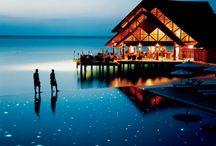 Luxury hotel brands/spa resorts