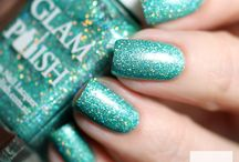 Glam Polish Stash / by Jody L.