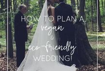 Frugal & Ethical Weddings / Ways to make your special day include all your values and ethics, without breaking the bank x