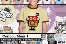 T-Shirt Kids Series / T-Shirt OCEANSEVEN ONLINE CLOTHING DISTRO #1 Indonesia.   ALL KIDS DESIGN ALSO AVAILABLE ON ADULTS RAGLAN AND REGULAR SIZE