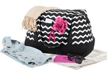 'Retro' redefined / Casually chic and incredibly versatile, the Retro Metro Collection is designed for your on-the-go lifestyle. Whether you're shopping with friends or planning a fun weekend getaway, stay organized in style with our four distinctive Retro Metro bags!  / by Thirty-One Gifts