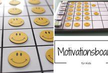 Motivation board Kids