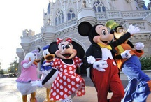 Disney Park Characters / by Nati