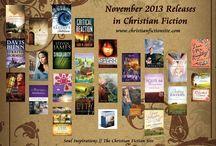Christian Fiction: Nov 2013