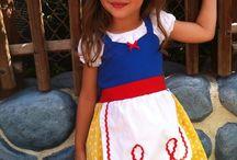 Snow White Disfraz