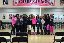 Camp Savage 2015 / Cathy Savage 2015 ! The pioneers in fitness show prep.  Girls from all over the world come together for this one of a kind three day camp. One life, one Legacy.