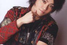 Miyashita Yuya / Pinned from many source, still not my own, sory. And credit for Miyashita Yuya and the website's owner.