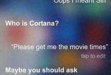 Siri's fun :)