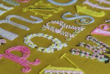 Crewel  / Embroidery