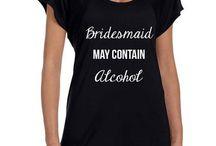 Bridesmaids and hens