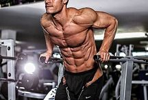 Muscles building training